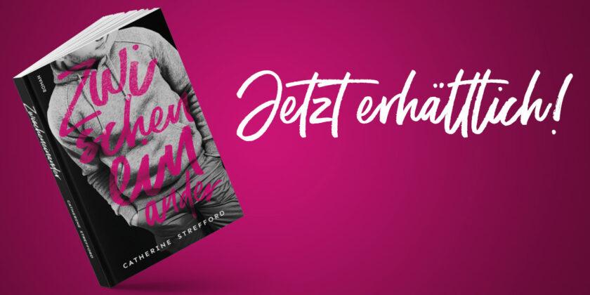 """Jetzt erhältlich: mein neues Buch """"Zwischeneinander"""""""